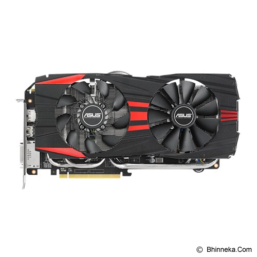 ASUS AMD Radeon 3GB [R9280-DC2T-3GD5] - Vga Card Amd Radeon